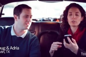 Nokia Lumia 710, free limo rides with Nokia Drive Navigation