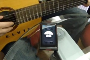 Weekend Watch: N9 Apps – Afinatron guitar tuner free at Nokia Store