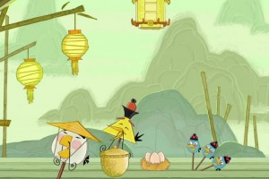 Video: Angry Birds Seasons – Year of the Dragon Teaser