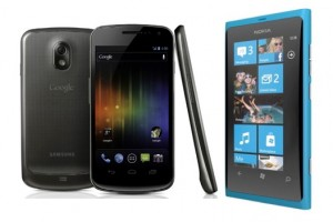 Video: Lumia 800 Vs. Galaxy Nexus