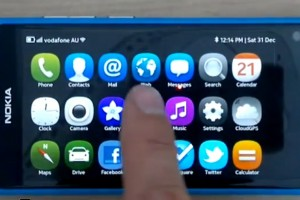 Video: Nokia N9 Meego web browser HTML5 test showdown