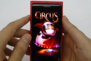 Video: Incredible Circus demoed on the Nokia N9