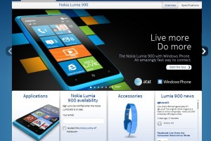 Nokia Lumia 900 Specifications and product page at Nokia USA #TechSpecs