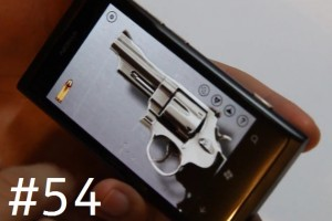Lumiappaday #54: Pocket Revolvers demoed on the Nokia Lumia 800