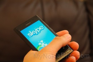 Skype coming to Windows Phone Mango soon? H1 2012?