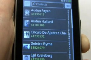 Video: Nokia Smarterphone UI demoes. They look darn good for Über-Budget non-smartphone.