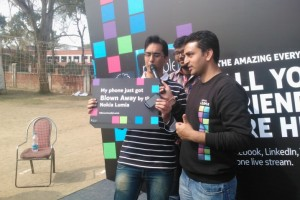 Nokia India: Blown Away by the Nokia Lumia (Smoked by Windows Phone)