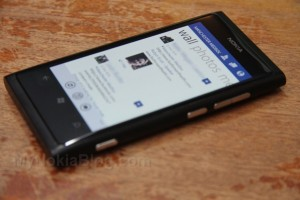 Facebook for Windows Phone updated, update available for your Nokia Lumia