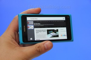 N9Apps: FireFox demoed on Nokia N9 (available at Nokia Store, flash for next week?)