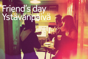 Happy &#8216;Ystvnpiv&#8217; (Friendship Day) #NokiaValentine