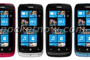 More Nokia Lumia 610 pics?