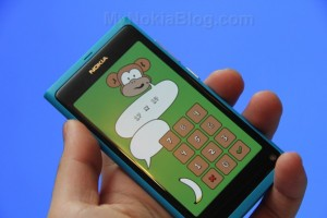 N9Apps: Monkey Brain on Nokia N9