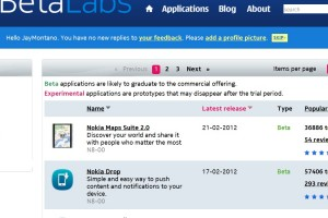 Update: Nokia Maps Suite (21.2.12) and Nokia Drop updated at Nokia Beta Labs