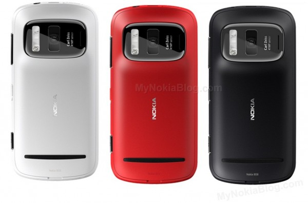 Nokia Lumia PureView soon says Harlow?