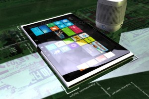 My Dream Nokia #44: Nokia Lumia Espresso Windows 8 Concept Tablet – with Play 360 :P