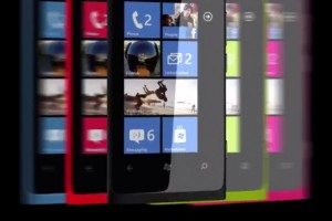 Red and Green Nokia Lumia 800? (Or new cases?)