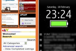 Belle Tips: More Widgets to customise your homescreen