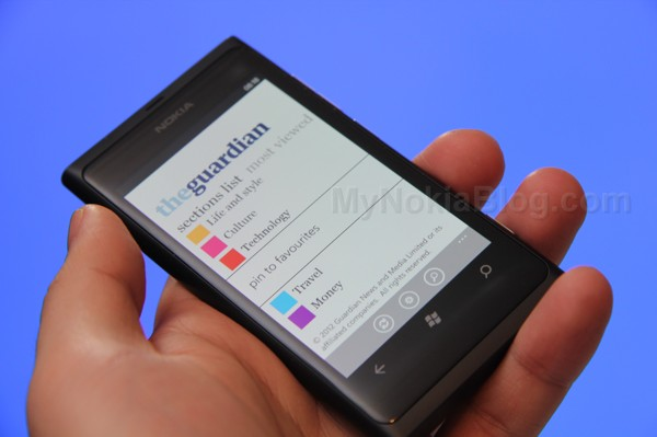 Nokia Lumia 800 in top 10 for February UK sales?