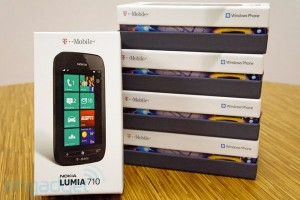Nokia Give Away: 5 Lumia 710s Through Engadget!