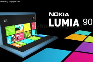 My Dream Nokia #42: Nokia Lumia 90 Dual Screen Windows Phone/Windows 8 tablet