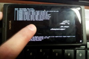 Video: Progress Update: Android ICS on Nokia N9 (NitDroid)