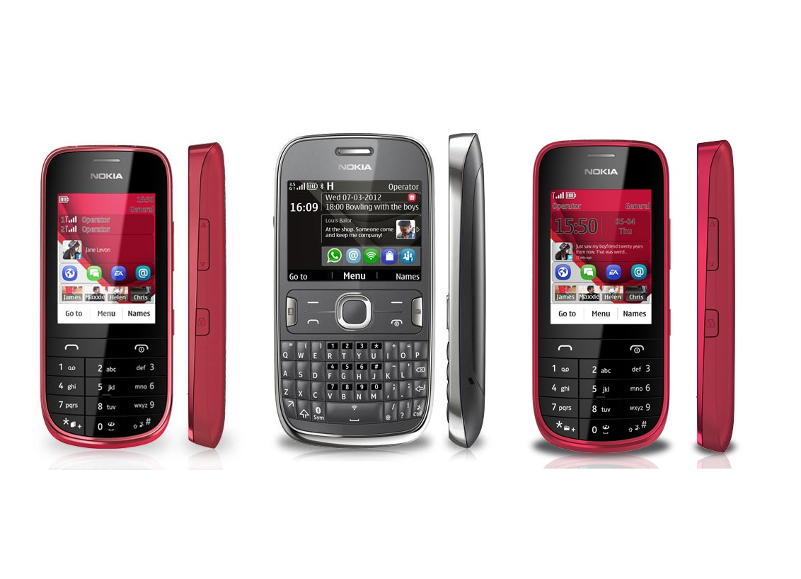 Nokia's official videos on the new Nokia Asha phones, Nokia Asha 202 ...