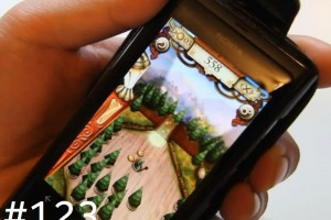 Lumiappaday #123: Fable: Coin Golf demoed on the Nokia Lumia 800 #XboxLive