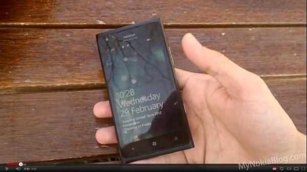The Verge: Ziegler loving the Nokia Lumia 900, calls N9/800 the best phone design in history.
