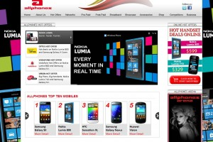 Nokia Lumia 800, 710 and Nokia N9 in best seller's list for AllPhones (Australia)?