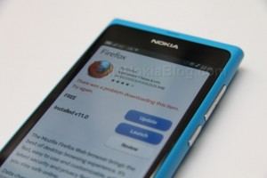 Nokia N9 Update for FireFox to v11.0.0.2