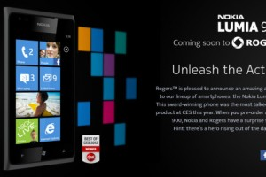 Possible Dark Knight Lumia 900 coming to Rogers?