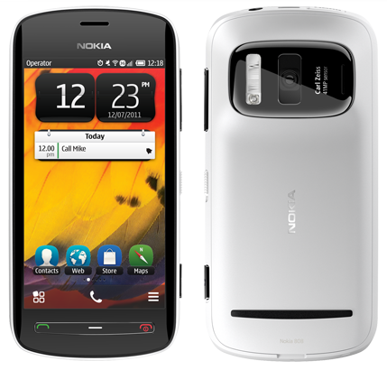 Sony whinging about Nokia 808 PureView as not new Tech?