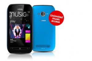 Nokia Lumia 710 drops to £150 at Vodafone UK