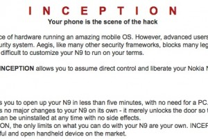 #N9Hacks: Inception (App)