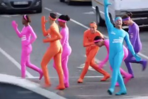 Weekend Watch: Nokia SA Traffic Intersection Flashmob