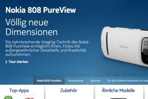 Nokia 808 PureView coming to Norway (Expansys for UK folks)