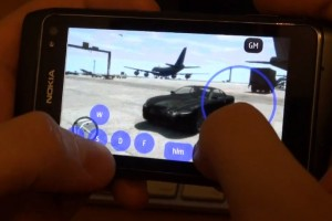 Video: Grand Theft Auto IV on Nokia N8 (+E7) + PC remote
