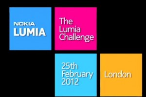 Video: Nokia Lumia Challenge