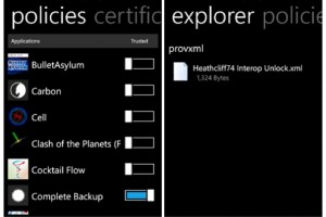 WP7 Root Tools arrives (v0.9)