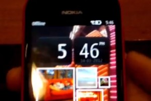 Video: New Nokia 808 PureView hands on (24-03-12) Gallery zooming.