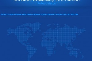 Nokia Lumia Software Availability Map available to check for Lumia Software Updates.