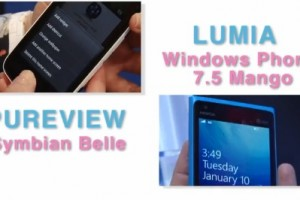 Weekend Watch: Nokia Lumia 900 vs Nokia 808 PureView.