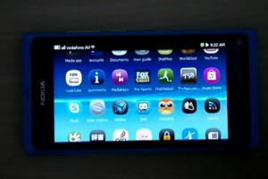 Awesome N9Apps/hacks: Nokia N9 animated wallpaper, touchless kinect like swiping and more!
