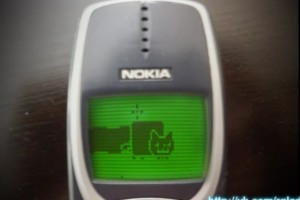 Video: Nyan Cat on Nokia 3310 (and Skrillex 3310 cover)