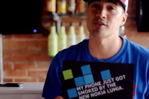Video: Smoked by Nokia Lumia Challenge feat. KC Montero -_- zzz +Rant/Suggestion