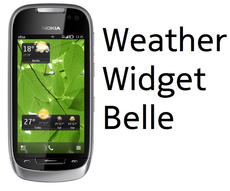 ComingNext | Calendar Homescreen Widget For Symbian ...