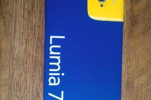 Nokia Lumia 710 unboxing (by Nokia Lumia 710)
