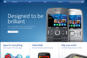 Nokia MEA (Middle-East & Africa) Finally gets a Re-Design