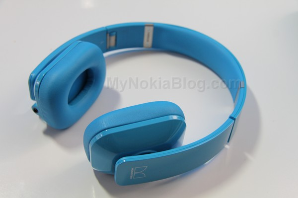 Nokia Purity HD Monster Cyan(23)