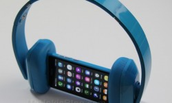 Nokia Purity HD Monster Cyan(42)